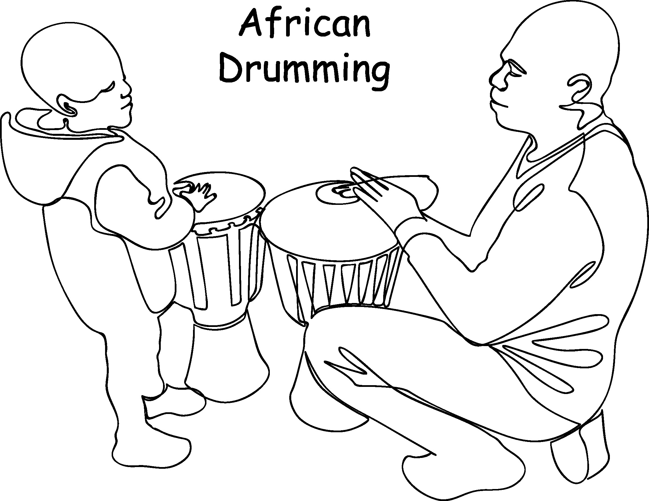 Drumming Therapy